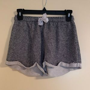 Dianer terry cloth shorts